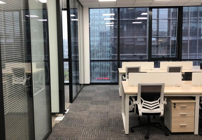 辦公室裝修設計——蘇州元聯金融中心