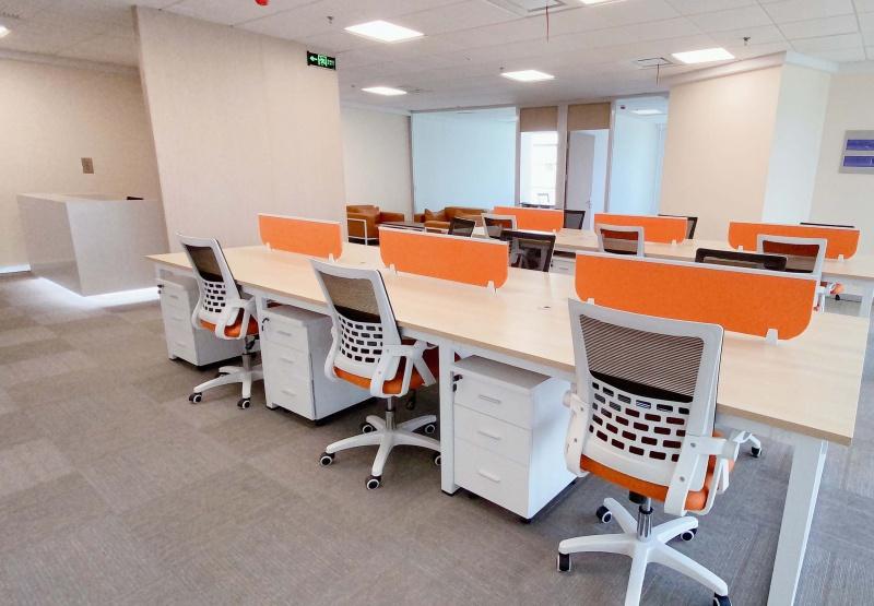 辦公室裝修設計——蘇州新聞大廈