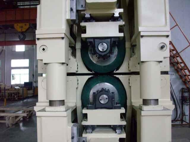 苏州意玛斯投产四英尺超级精抛机